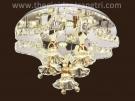 Đèn Áp Trần LED Đổi Màu ML8401 Ø600