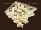Đèn Áp Trần LED Đổi Màu ML8402 Ø550