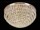 Đèn Mâm Pha Lê LED LH-MO1123 Ø600