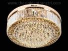 Đèn Mâm Pha Lê LED LH-MO1126 Ø600