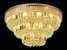 Đèn Mâm Pha Lê LED LH-MO1130 Ø800