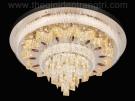 Đèn Ốp Trần Pha Lê LED LH-MO1158 Ø600