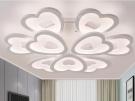 Đèn Áp Trần LED Nghệ Thuật LH-MO956B-18 Ø750
