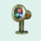 Đèn Pha Led Dưới Nước NLNA14 3W đổi màu