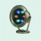 Đèn Pha Led Dưới Nước NLNA16 6W đổi màu