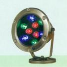 Đèn Pha Led Dưới Nước NLNA18 9W đổi màu
