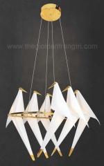 Đèn Thả LED Nghệ Thuật NLNB3112-6 Ø900