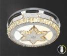 Đèn LED Ốp Trần Đổi Màu NLNC233 Ø600
