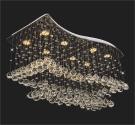 Đèn Thả Pha Lê Led NLNC8050 800x500xH500