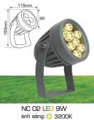 Đèn Rọi Cây LED 9W AFC NC02