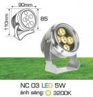 Đèn Rọi Cây LED 5W AFC NC03