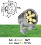 Đèn Rọi Cây LED 9W AFC NC03