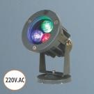 Đèn Pha Led Đổi Màu 3W NLNCA15