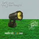 AFC Rọi Cỏ LED 3W
