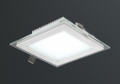 Đèn LED Âm Trần 12W NLNH530 125x125