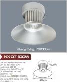 Đèn LED Nhà Xưởng AFC NX07 100W Ø400