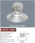 Đèn LED Nhà Xưởng AFC NX07 50W Ø400