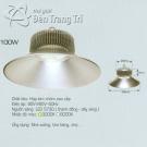 Đèn LED Nhà Xưởng AFC NX 100W Ø430