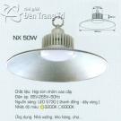 Đèn LED Nhà Xưởng AFC NX 50W Ø350
