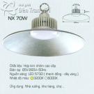 Đèn LED Nhà Xưởng AFC NX 70W Ø400