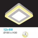 Đèn Áp Trần LED UOTX111 190x190