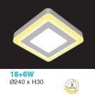 Đèn Áp Trần LED UOTX112 240x240