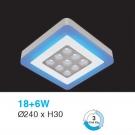 Đèn Áp Trần LED UOTX335 240x240