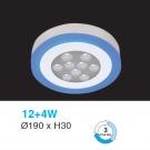 Đèn Áp Trần LED UOTX337 Ø190