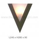 Đèn Tường Gỗ EU-V480