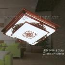 Đèn Ốp Trần LED Hàn Quốc Đổi Màu ERA244 Ø450