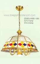 Đèn Thả Đồng NLNB136 Ø550