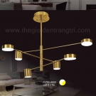 Đèn Chùm LED Hiện Đại SN1079 Ø750