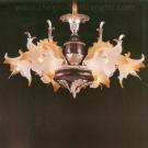 Đèn Chùm Nến UCN8111-6 Ø650