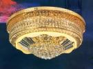 Đèn Mâm Pha Lê Led NLNC9112B Ø800