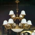 Đèn Chùm Châu Âu NLNC9019-12B Ø800