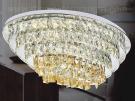 Đèn Ốp Trần Pha Lê LED SN1107 600x450