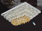 Đèn Ốp Trần Pha Lê LED SN1108 600x450
