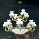 Đèn Chùm Châu Âu NLNC8005-12 Ø1200