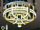 Đèn Mâm LED UML5826 Ø600