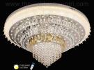 Đèn Ốp Trần Pha Lê LED SN2098 Ø800