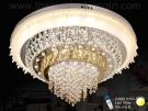 Đèn Ốp Trần Pha Lê LED SN2099 Ø600