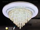 Đèn Ốp Trần Pha Lê LED SN1097 Ø800