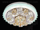 Đèn Ốp Trần Pha Lê LED SN2105 Ø600
