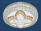 Đèn Ốp Trần Pha Lê LED SN1110 Ø500
