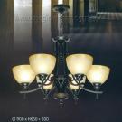 Đèn Chùm Châu Âu NLNC8041-6A Ø900