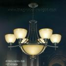 Đèn Chùm Châu Âu NLNC8041-6B Ø900