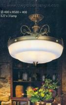 Đèn Thả Đồng NLNB1933A Ø400