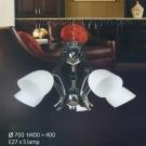 Đèn Chùm Inox NLNC2110-5 Ø700