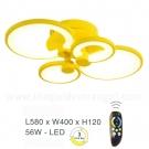 Đèn Áp Trần LED EU-ML8474 580x400