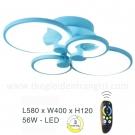Đèn Áp Trần LED EU-ML8475 580x400